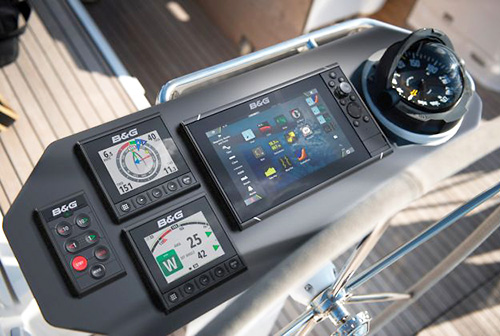 Skyway Yacht Works Electronics Department