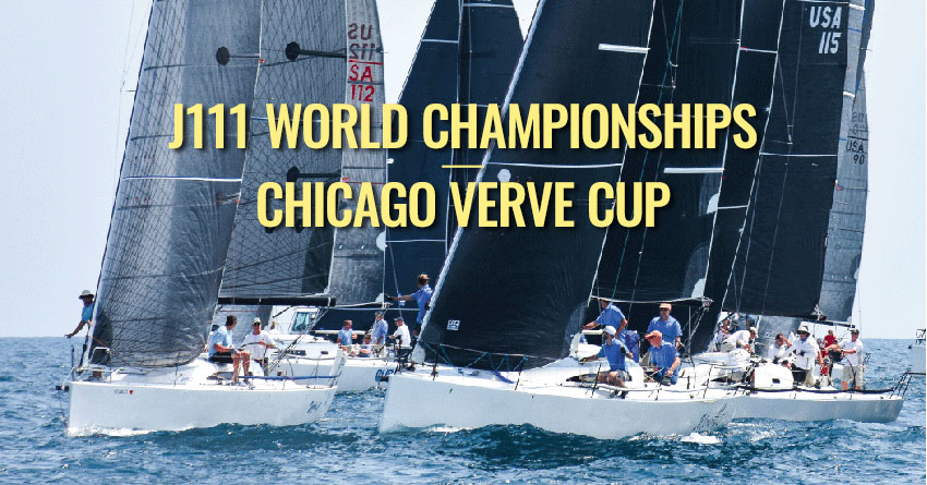 2019 J111 World Championships and Chicago Verve Cup