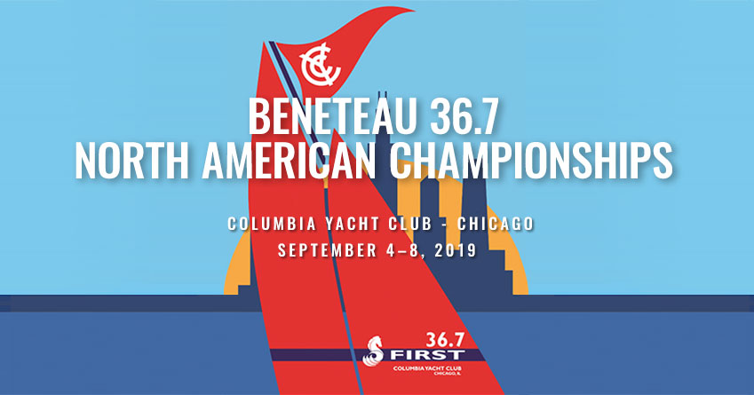 2019 Beneteau 36.7 North American Championships